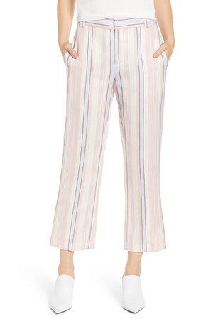 Rebecca Minkoff Ginger Stripe Pants | Nordstrom
