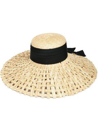 Eugenia Kim, Mirabel straw sun hat