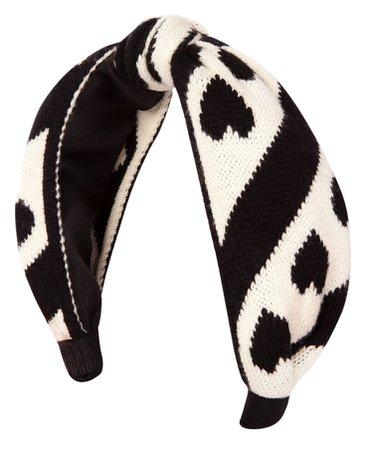 muse & moda knit headband