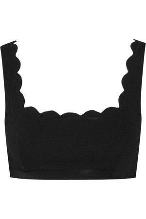 Marysia | Palm Springs scalloped bikini top | NET-A-PORTER.COM