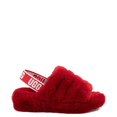 Womens UGG® Fluff Yeah Slide Sandal | Journeys