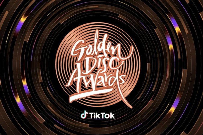 Golden Disc Awards Logo