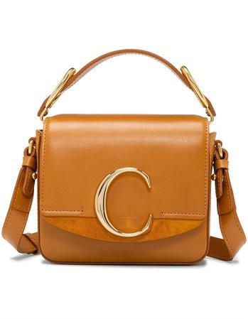 Chloe Chloe C Small Leather Bag 211 Autumnal