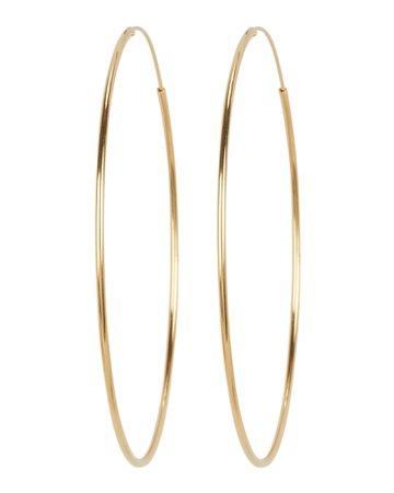 Argento Vivo Endless Hoop Earrings | INTERMIX®