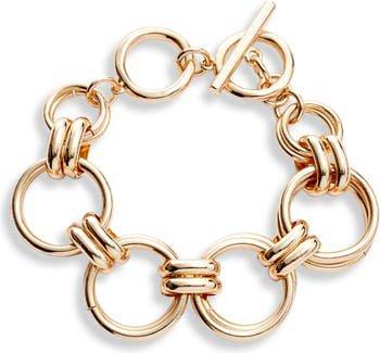 Halogen® Large Link Chain Bracelet | Nordstrom