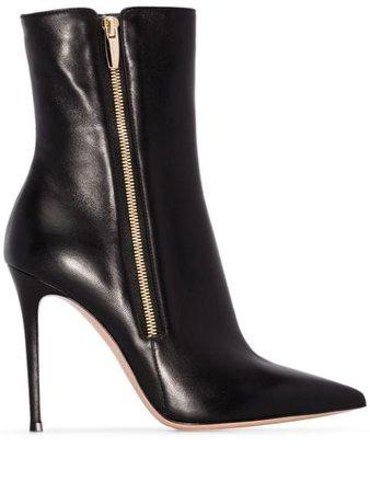 Gianvito Rossi Grossi 105mm Ankle Boots - Farfetch