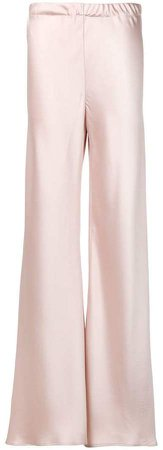 Blanca flared mid rise trousers