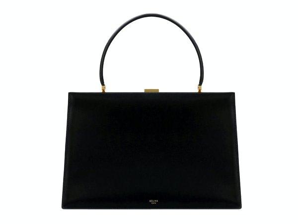 Céline Medium Clasp Handbag