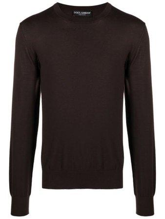 Dolce & Gabbana thin knitted jumper - FARFETCH