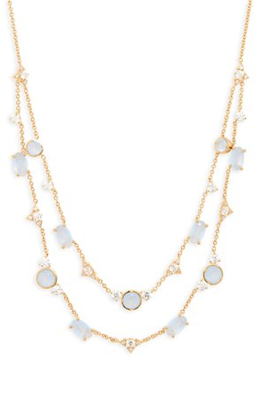 Nadri Elsa Layered Necklace | Nordstrom