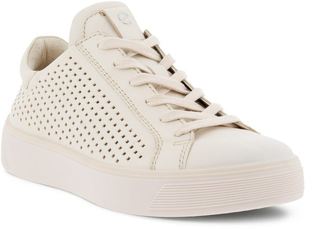 Street Tray Perforated Sneaker