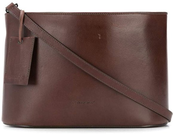 Mandorlato shoulder bag