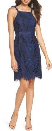 Kayleigh Sleeveless Shift Dress