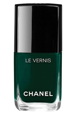 Green Chanel Nail Polish