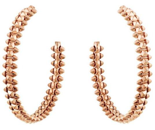 clash cartier earrings