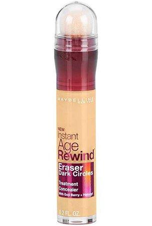 Amazon.com : Maybelline Instant Age Rewind Eraser Dark Circles Treatment Concealer, Neutralizer, 0.2 fl. oz. : Concealers Makeup : Beauty