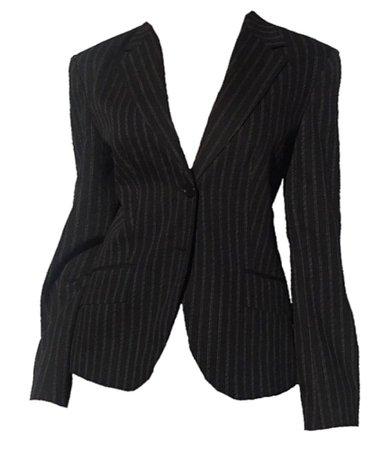 wide blazer