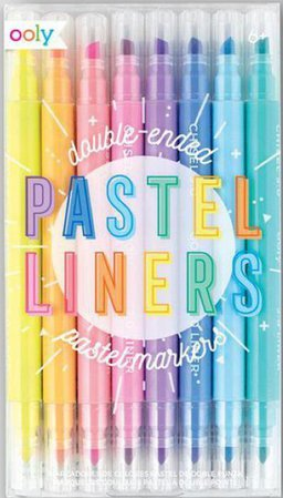 Pastel Markers