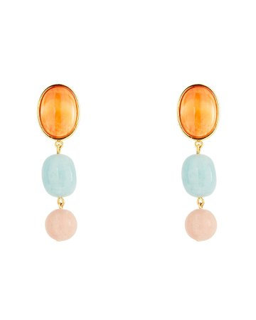 Lizzie Fortunato Sundream Drop Earrings | INTERMIX®