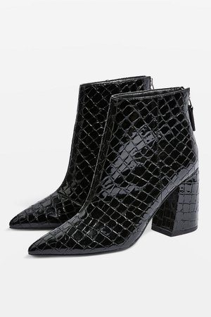 HOUSTON Ankle Boots - Boots - Shoes - Topshop USA