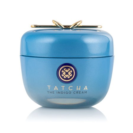Indigo Soothing Cream for Sensitive Skin | Tatcha