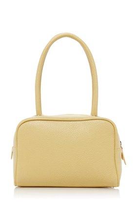 BY FAR Martin Leather Top Handle Bag by BY FAR | Moda Operandi