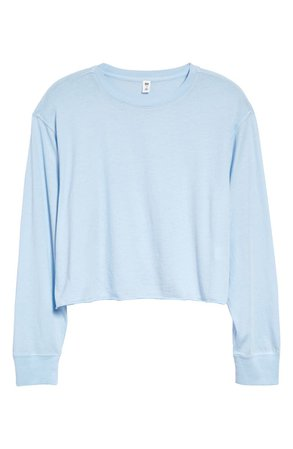 BP. Crop Long Sleeve Tee | Nordstrom