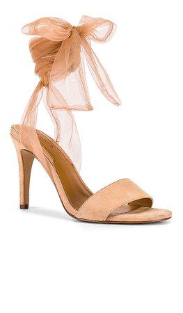 JAGGAR Aura Sandal in Amberlight | REVOLVE