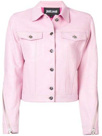 Just Cavalli классическая приталенная куртка - Купить в Интернет Магазине в Москве | Цены, Фото.