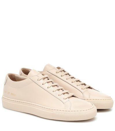 Original Achilles Leather Sneakers | Common Projects - Mytheresa