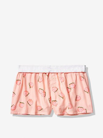 Sleep Boxer Short - PINK - pink