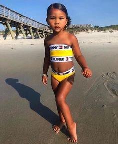 Lil Baddie bby   Cute kids fashion, Cute baby clothes, Cute little girls outfits