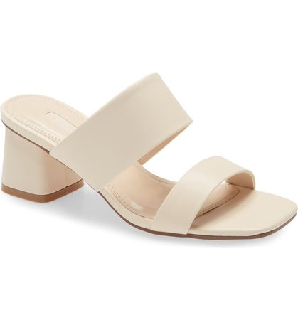 Topshop Dina Slide Sandal (Women) | Nordstrom