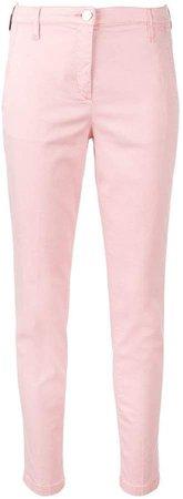 Marina slim-fit trousers
