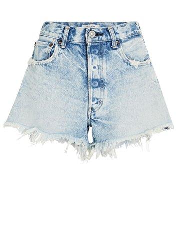 MOUSSY VINTAGE Tribby Cut-Off Denim Shorts | INTERMIX®