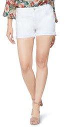 The Drew Cuffed Denim Shorts