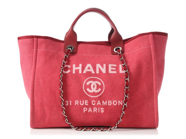 bag beach - chanel