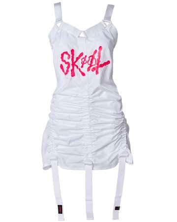Pucci Dress White – SKOOT APPAREL
