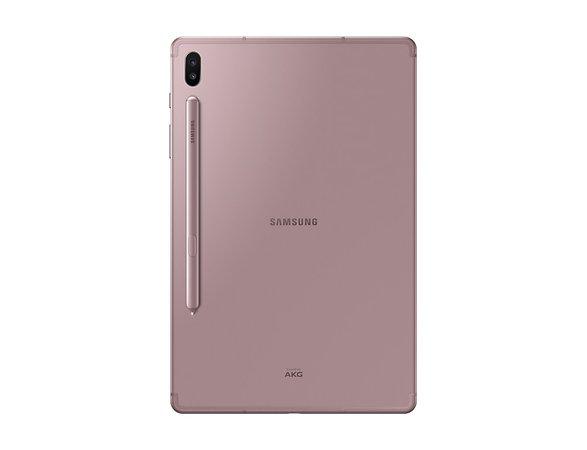 갤럭시 탭 S6 (Wi-Fi) (로즈 블러쉬, 256 GB)   Samsung 대한민국