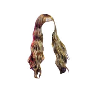 Brown Hair PNG Bangs