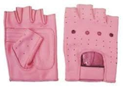 pink leather gloves - Google Search