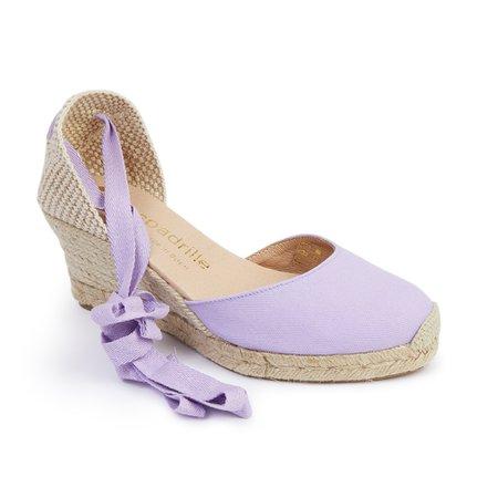 Lilac Espadrilles