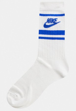 dark blue nike sock