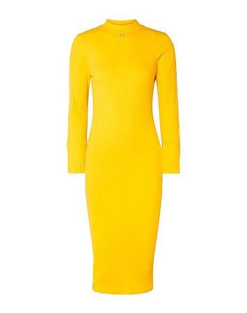Courreges Midi Dress - Women Courreges Midi Dress online on YOOX United States - 15071239HX