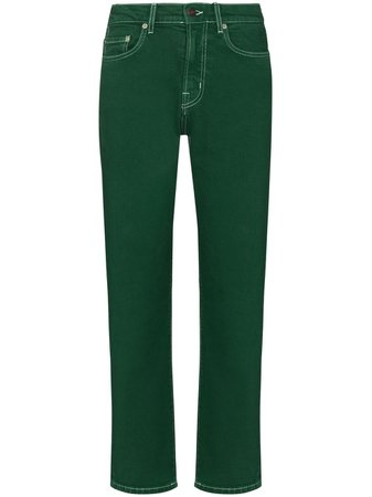 Jeanerica, straight-leg Jeans