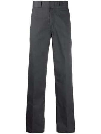 DICKIES straight-leg Trousers - Farfetch