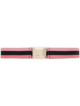 Gucci Square Buckle Waist Belt - Farfetch