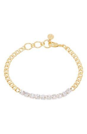 gorjana Wilder Shimmer Chain Bracelet | Nordstrom