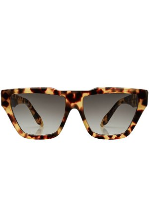 Square Cat Eye Sunglasses Gr. One Size