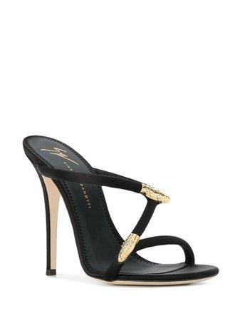 Giuseppe Zanotti, Alien sandals